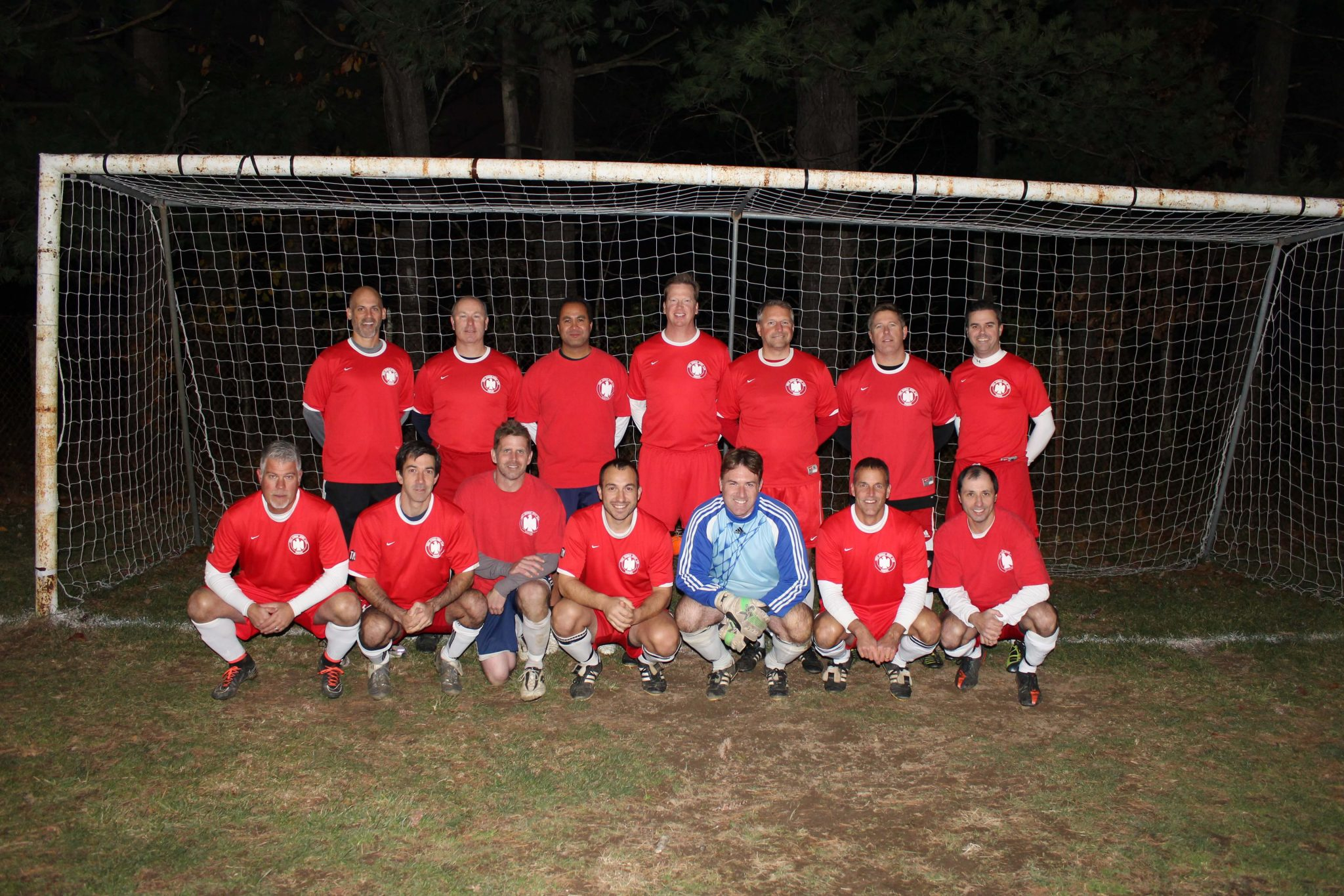 Men's Over 40 Soccer Team